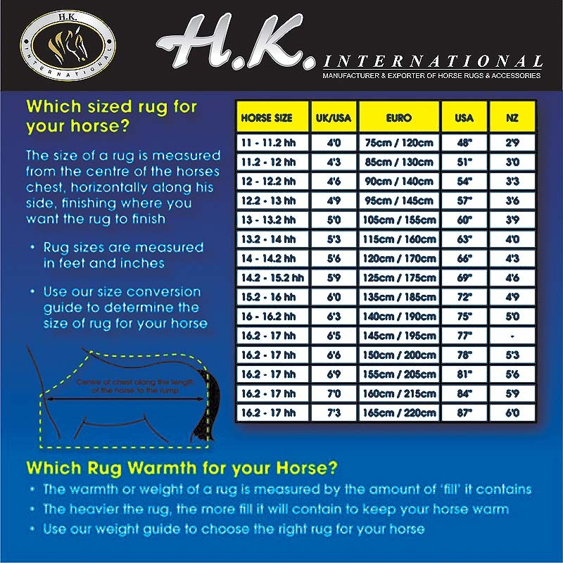 Manufacturer Exporter Of Horse Rugs